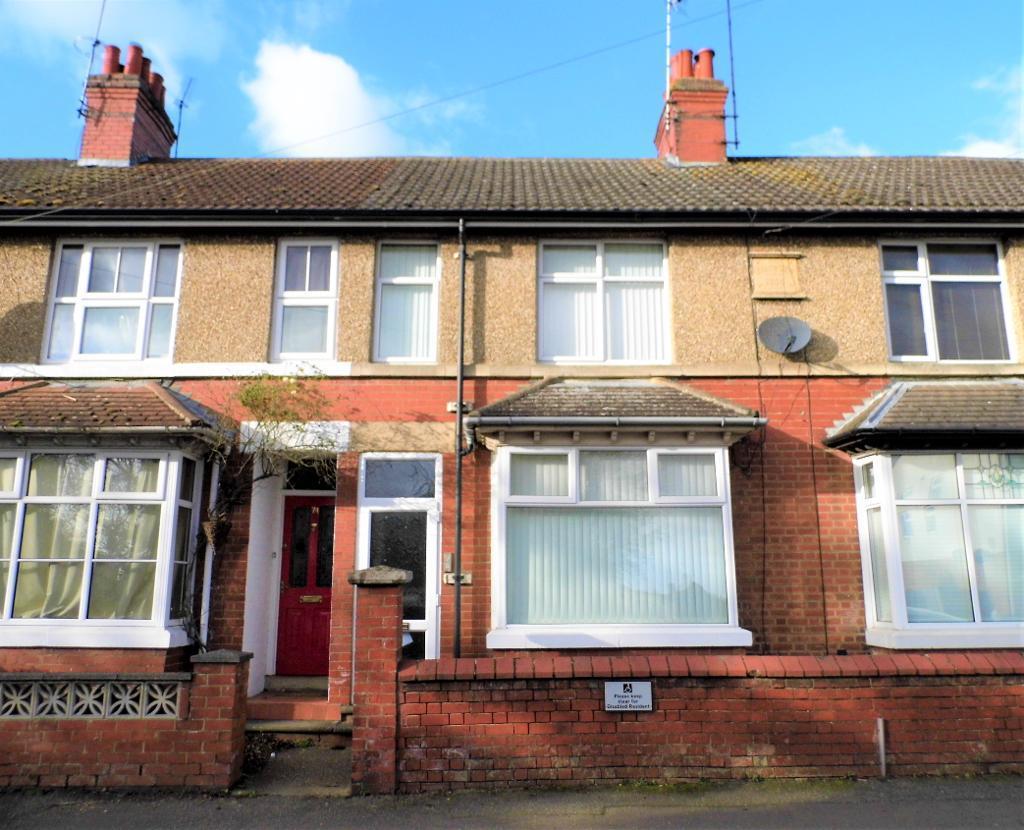3 Bedrooms Terraced House for sale in Harrington Road, Rothwell, NN14 6AR