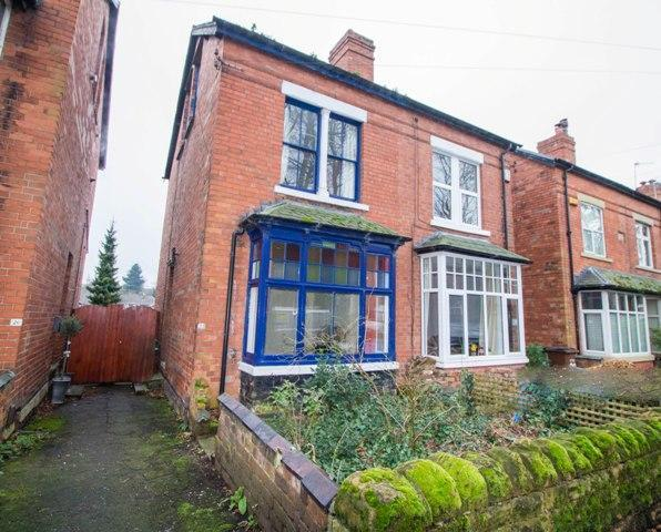 4 Bedrooms Semi Detached House for sale in Leonard Avenue, Sherwood, Nottingham, NG5 2LU