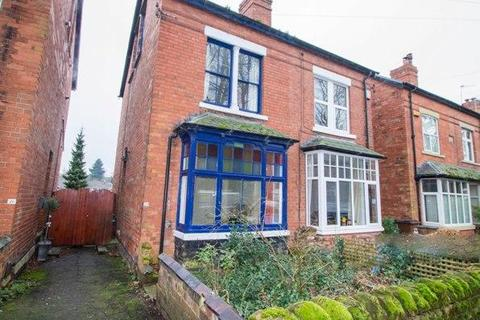 4 bedroom semi-detached house for sale - Leonard Avenue, Sherwood, Nottingham, NG5 2LU