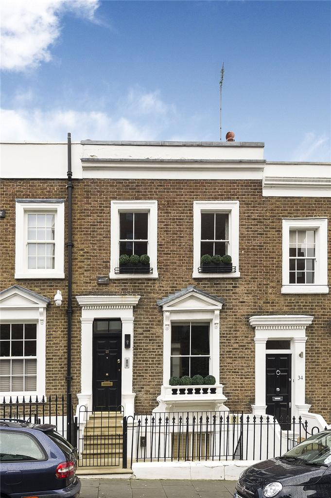 3 Bedrooms Terraced House for sale in Kensington Place, London, W8