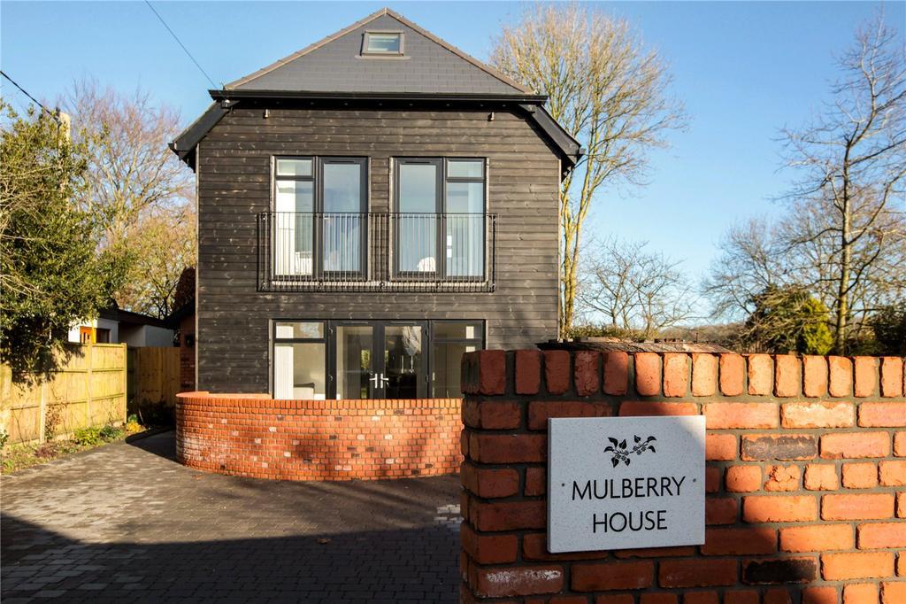 4 Bedrooms Detached House for sale in Horton, Wimborne, Dorset, BH21