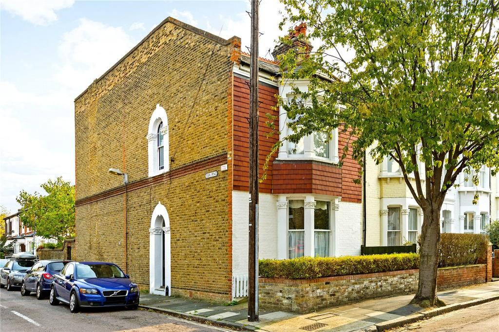 5 Bedrooms End Of Terrace House for sale in Elm Road, East Sheen, London, SW14