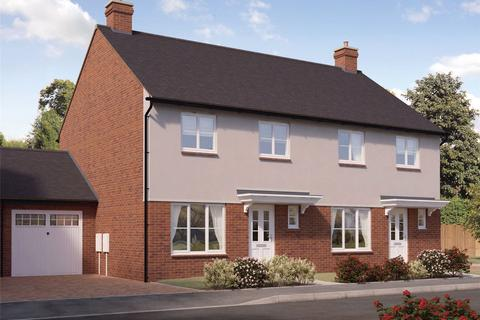 3 bedroom semi-detached house for sale - Plot 48 Firs Park, Eversley Road, Norwich, NR6