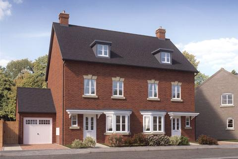 3 bedroom end of terrace house for sale - Plot 27 Firs Park, Eversley Road, Norwich, NR6