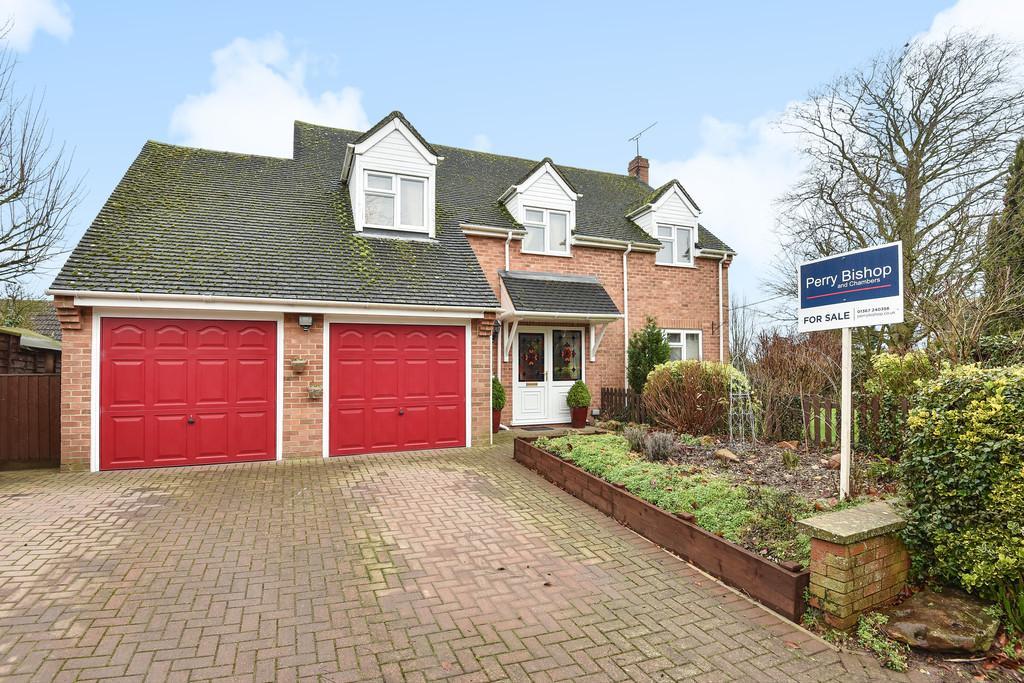 4 Bedrooms Detached House for sale in Bishopstone