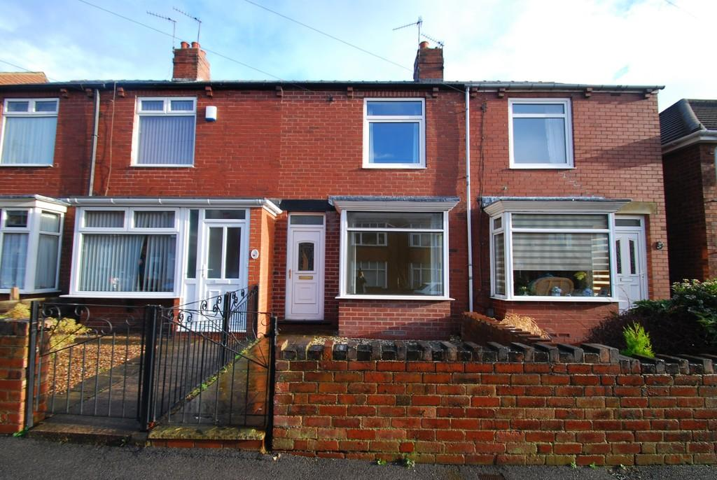 2 Bedrooms Terraced House for sale in Winter Terrace, Barnsley S75