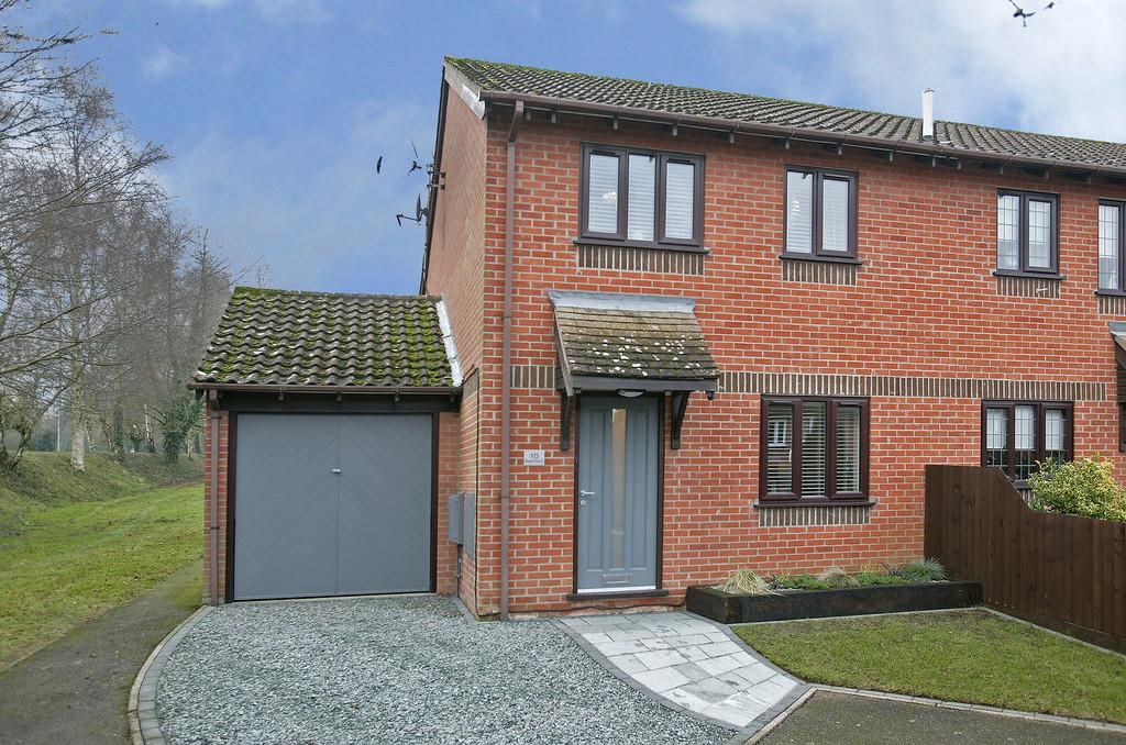 3 Bedrooms End Of Terrace House for sale in Anson Close, Hethersett