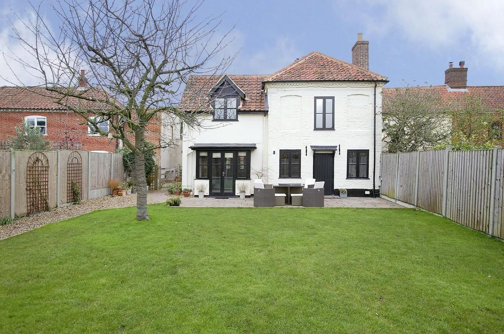 5 Bedrooms Cottage House for sale in Long Stratton Road, Forncett St Peter