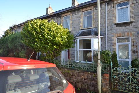 3 bedroom terraced house to rent - Sunnyside, Bridgend County Borough , CF31 4AE