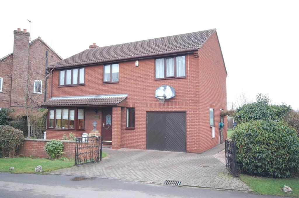 4 Bedrooms Detached House for sale in Back Lane, East Cowick