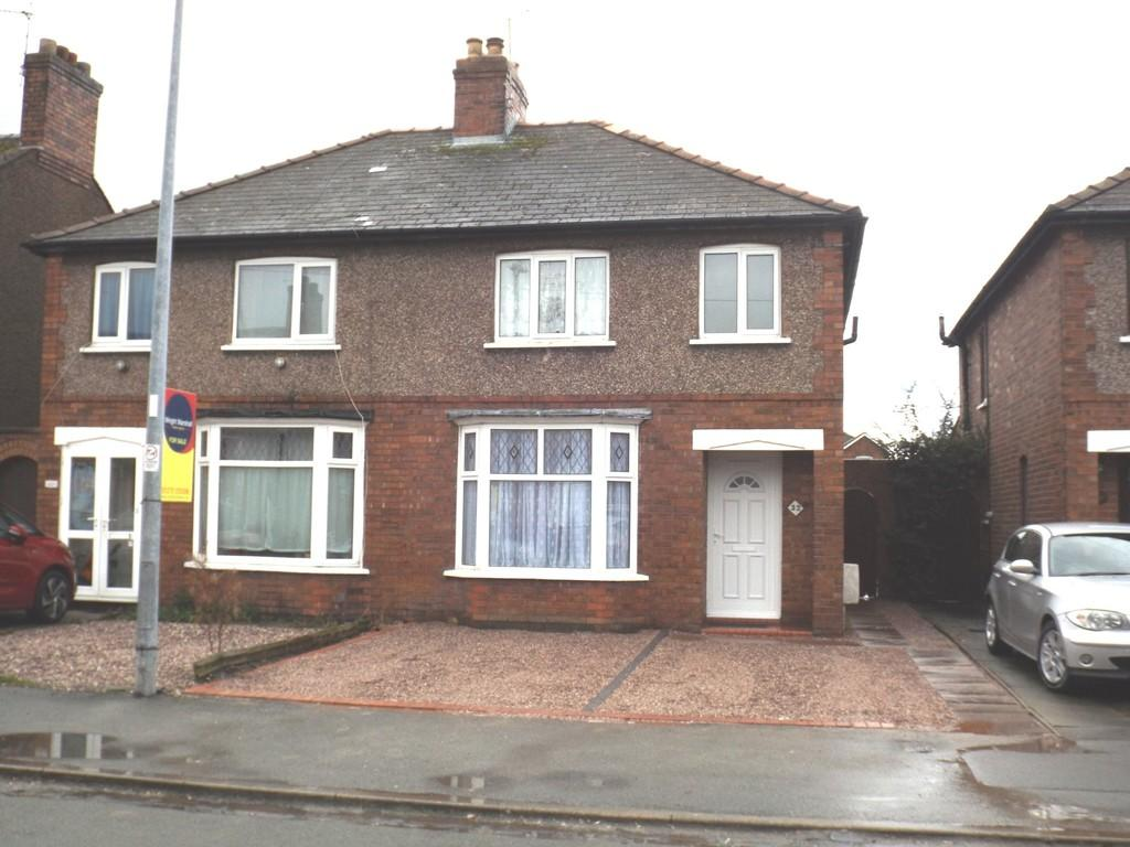 3 Bedrooms Semi Detached House for sale in Atholl Avenue, Crewe