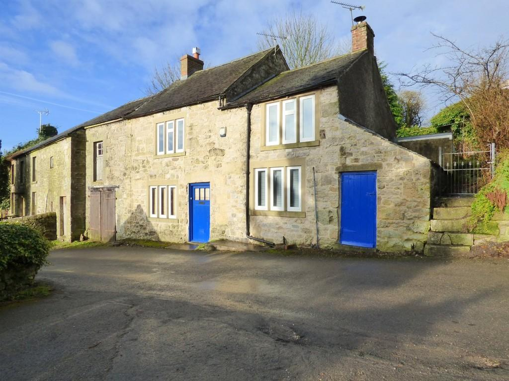 2 Bedrooms Semi Detached House for sale in West End, Brassington, Matlock