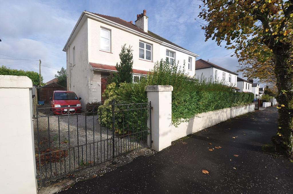 3 Bedrooms Semi-detached Villa House for sale in Atholl Drive, Giffnock, Glasgow, G46