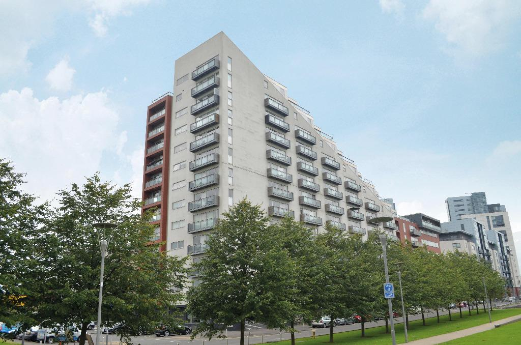 1 Bedroom Flat for sale in Glasgow Harbour Terrace, Flat 5/2, Glasgow Harbour, Glasgow, G11 6BP
