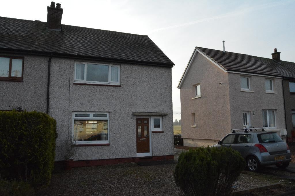 3 Bedrooms Terraced House for sale in Elim Drive, Shieldhill, Falkirk, FK1 2EZ