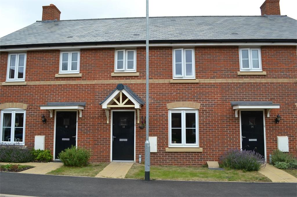 3 Bedrooms Terraced House for sale in Pople Road, Biggleswade, SG18