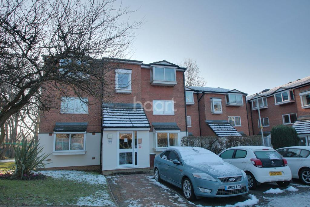 1 Bedroom Flat for sale in Harkness Close, Harold Hill, RM3 9NX
