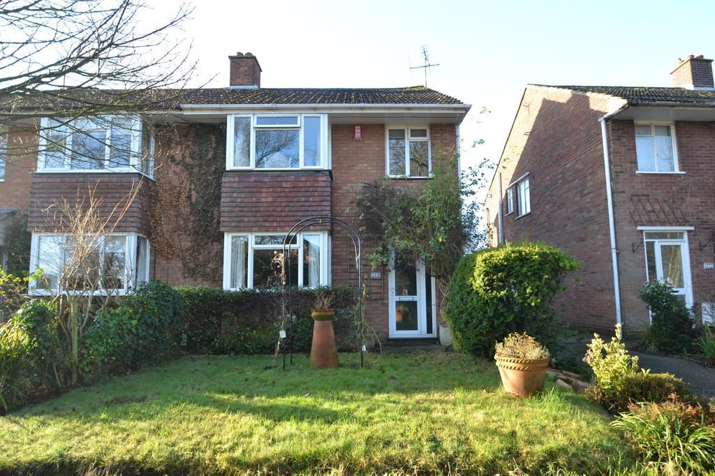 3 Bedrooms Semi Detached House for sale in Humber Doucy Lane, Ipswich, IP4 3PA