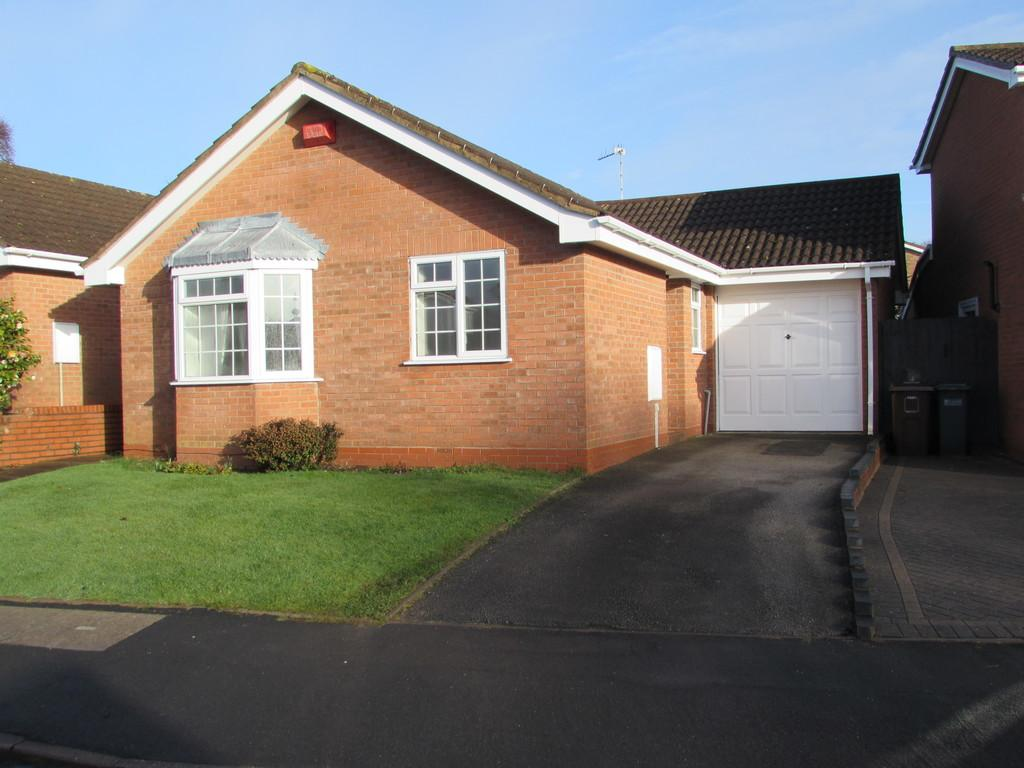 2 Bedrooms Detached Bungalow for sale in Horton Grove, Shirley
