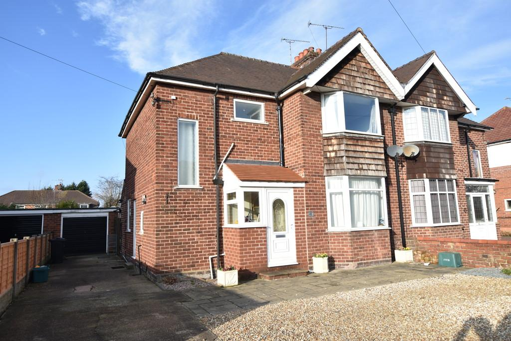 3 Bedrooms Semi Detached House for sale in Belgrave Road, Great Boughton