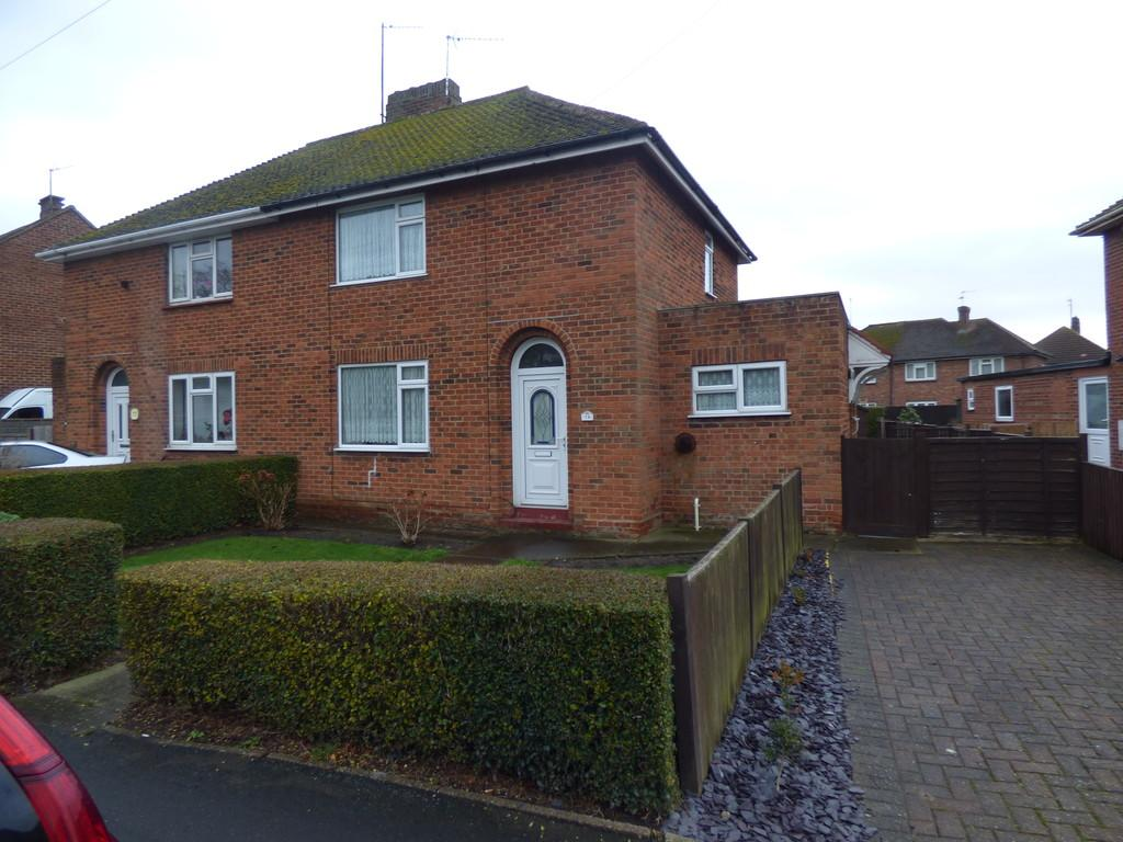2 Bedrooms Semi Detached House for sale in Queens Road, Spalding