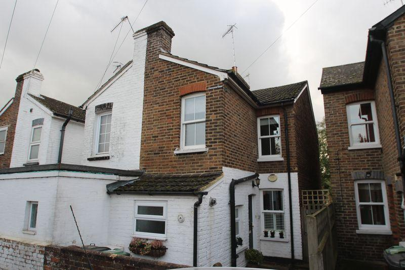 2 Bedrooms Terraced House for sale in Hawden Road, Tonbridge