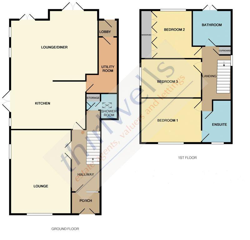 3 Bedrooms Detached House for sale in The Green, Wolviston