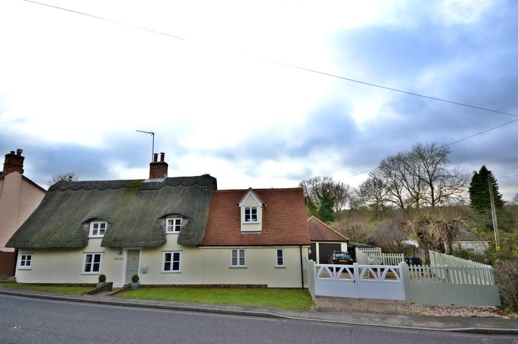 4 Bedrooms Detached House for sale in Moor End, Great Sampford