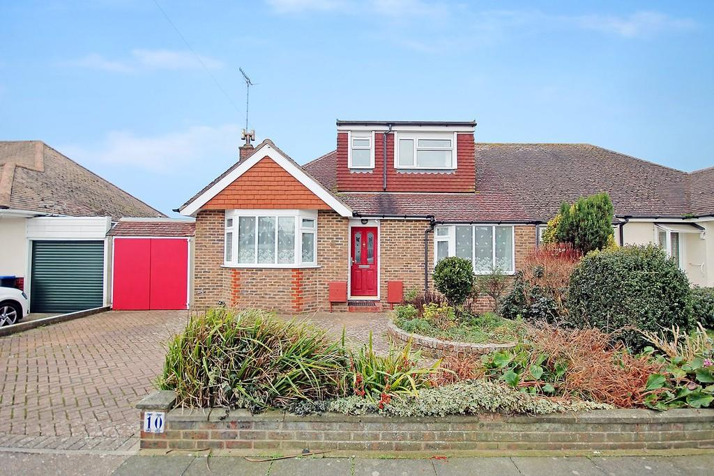 4 Bedrooms Chalet House for sale in Greet Road, Lancing, BN15 9NT