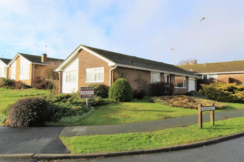 3 Bedrooms Detached Bungalow for sale in Barn Rise, Seaford