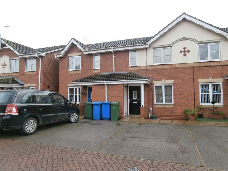 3 Bedrooms Terraced House for sale in Baildon Court, Hedon