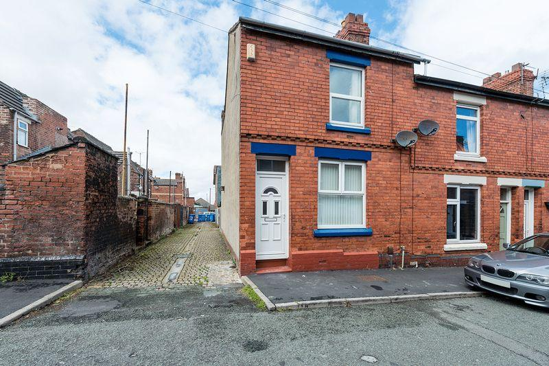 2 Bedrooms Terraced House for sale in Lightburn Street, Runcorn