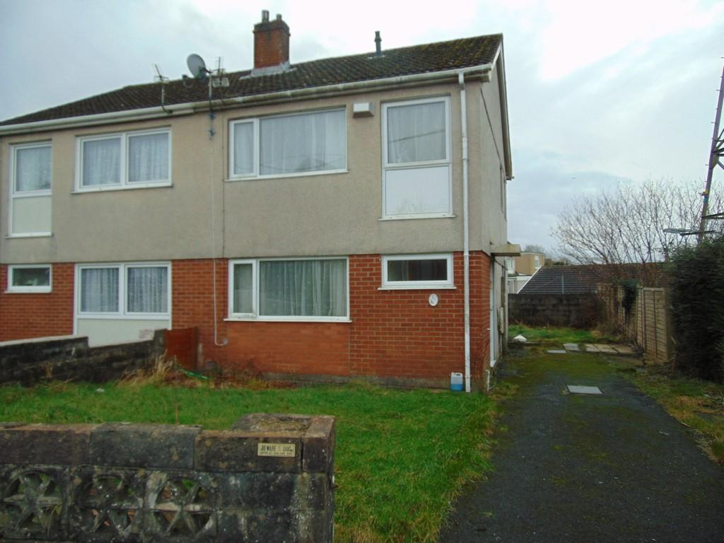 3 Bedrooms Semi Detached House for sale in 3a Brynmorlais