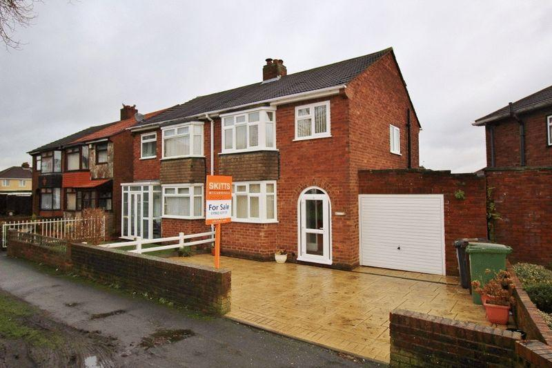 3 Bedrooms Semi Detached House for sale in Westfield Road, Willenhall