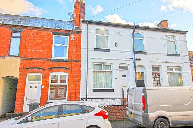 2 Bedrooms Terraced House for sale in Vicarage Road, Wednesbury