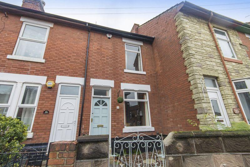 2 Bedrooms Terraced House for sale in Woods Lane, Derby