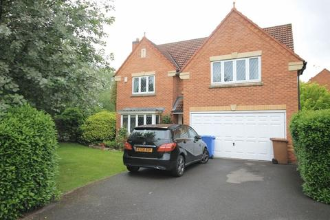 4 bedroom detached house for sale - COURTWAY, CRESCENT, CHELLASTON