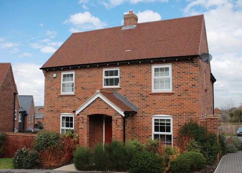 3 Bedrooms Detached House for sale in Humphries Green, Wantage