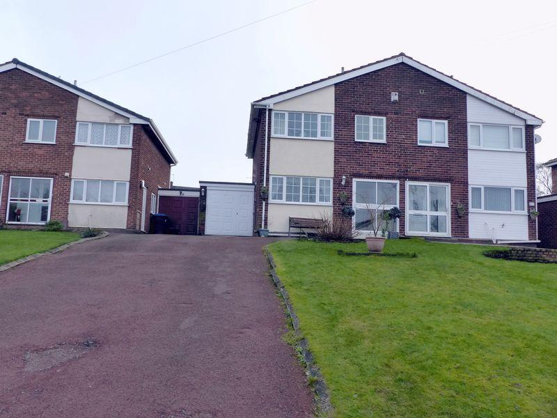 3 Bedrooms Semi Detached House for sale in Hillcrest Road, Great Barr