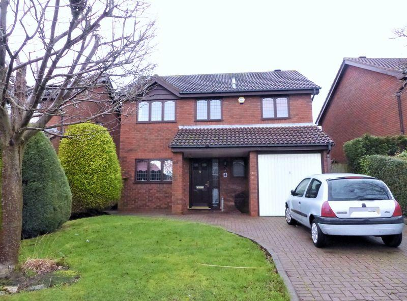 4 Bedrooms Detached House for sale in Brookhus Farm Road, Sutton Coldfield