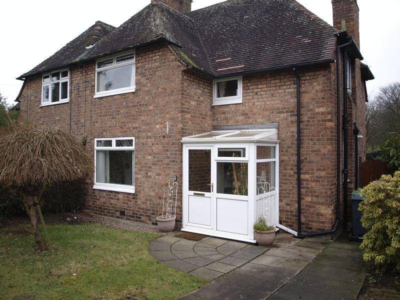 3 Bedrooms Semi Detached House for sale in Cromwell Road, Winnington, CW8 4BW