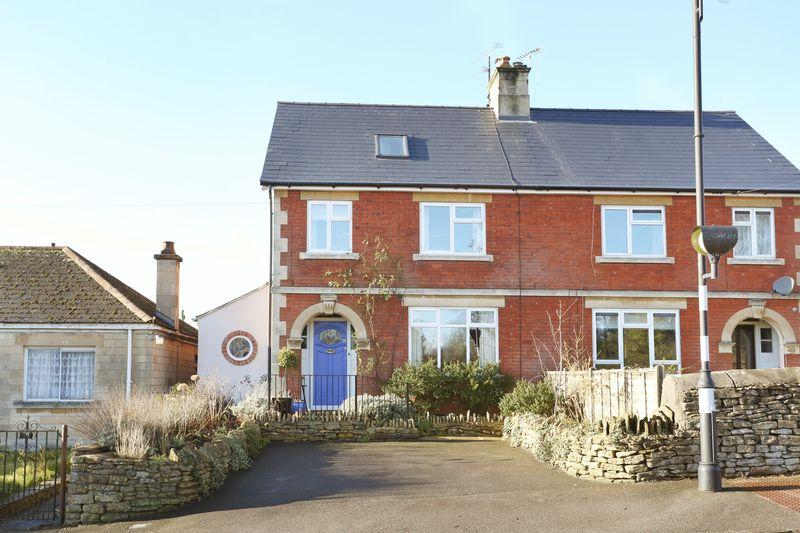 4 Bedrooms Semi Detached House for sale in Pound Pill, Corsham