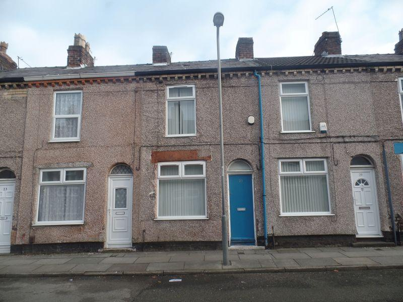 2 Bedrooms Terraced House for sale in 27 Tudor Street, Liverpool
