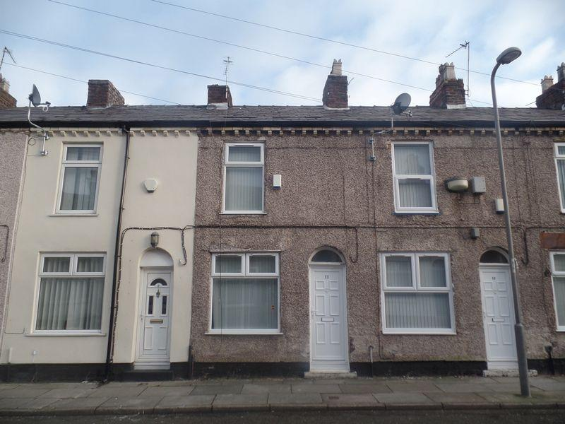 2 Bedrooms Terraced House for sale in 11 Tudor Street, Liverpool