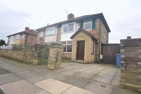3 bedroom semi-detached house for sale - Leafield Road, Hunts Cross