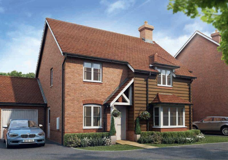 4 Bedrooms Detached House for sale in Bishop Park, Henfield
