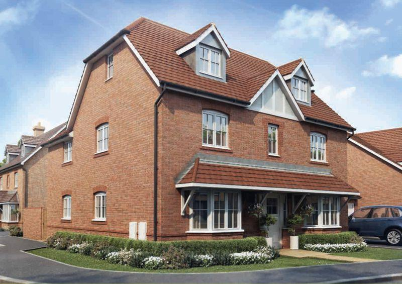 5 Bedrooms Detached House for sale in Bishop Park, Henfield