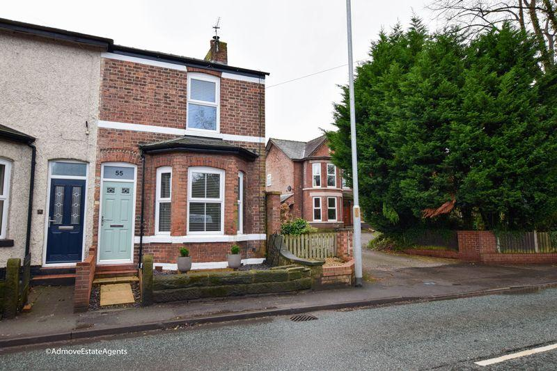 2 Bedrooms End Of Terrace House for sale in Booths Hill Road, Lymm