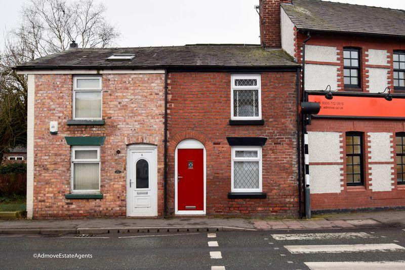 1 Bedroom Terraced House for sale in Church Road, Lymm