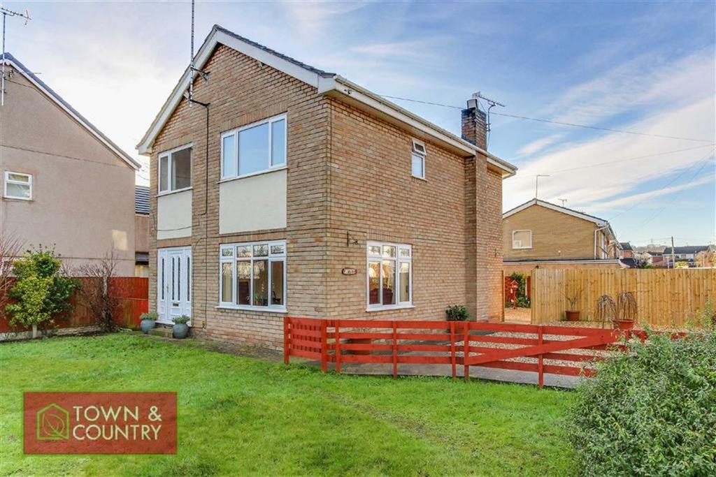 3 Bedrooms Detached House for sale in Coopers Lane, Connah's Quay, Deeside, Flintshire